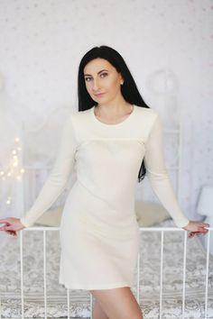 Merino wool and Silk WOMEN'S Nighties | Etsy Womens Nighties, Nightgowns For Women, Night Dress For Women, Green Rose, Sleep Shirt, Silk Fabric, Night Gown, Merino Wool, High Neck Dress