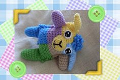 Funmigurumi And Kids Stuff: Sheepers (FREE Pattern) Sheepers is a little lamb. It was scaled especially for those who love smaller Amigurumi and for babies and toddlers.  #crochet #Amigurumi #sheep #lamb #free pattern #baby toys #crocheted animals #crochet toys for babies