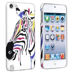 eForCity Snap-on Rubber Coated Case Compatible with Apple® iPod touch® 5th Generation, Colorful Zebra by eForCity, http://www.amazon.com/dp/B00AJH1M7O/ref=cm_sw_r_pi_dp_ieO2qb13STS4E