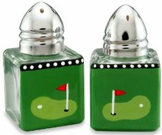 HuePhoria Bushwood Mini Salt and Pepper Shaker by huephoria. $18.50. 11 designs to choose from. Hand-painted. Stainless stell caps. Indivially gift boxed, ready for gift-giving. Great gift under $20. Accessorize your dinner table with HuePhoria's mini hand painted salt and pepper shakers with the many fun and colorful icons to choose from, the whole family is sure to enjoy them at every meal. and you would certainly spice things up at your next dinner party and make your guests...