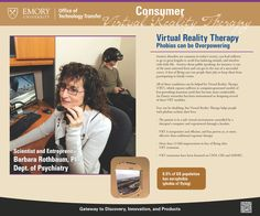 The power of virtual reality therapy