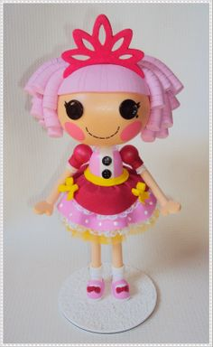 Lalaloopsy - EVA Lalaloopsy Party, My Doll House, Rose Art, Soft Dolls, Princess Peach, 3 D, Minnie Mouse, Christmas Ornaments, Abstract