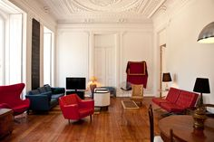 The Independente Hostel & Suites in Lisbon, Portugal. Shanna Jones Photography