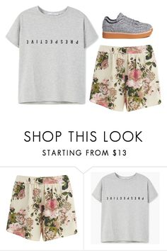"""Untitled #1483"" by sammy-92 ❤ liked on Polyvore featuring VILA, MANGO and Alexander Wang"