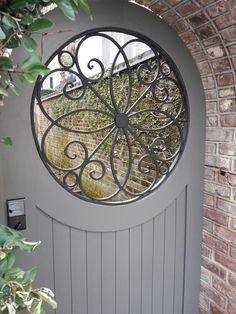 Garden gate - Charleston, SC