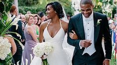 Congratulations!-----Russell Westbrook marries college sweetheart, dresses surprisingly normal -