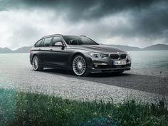 Voir cette image sur PhotosCar: Au dernier salon de Francfort, Alpina présentait la nouvelle D3 Biturbo, basée sur la dernière génération de BMW Série 3. Cette berline devient ainsi le modèle Diesel le plus rapide de la production.