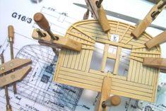 Wooden Model Boats, Wooden Boat Building, Boat Building Plans, Boat Plans, Model Sailing Ships, Old Sailing Ships, Model Ships, Make A Boat, Build Your Own Boat