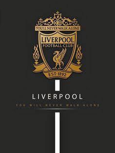 Liverpool FC Golden logo wallpaper for mobile lock screen. Liverpool Fc Team, Liverpool Poster, Gerrard Liverpool, Liverpool Premier League, Liverpool Champions, Liverpool Fc Wallpaper, Liverpool Wallpapers, Logo Wallpaper Hd, Chelsea Fc Wallpaper