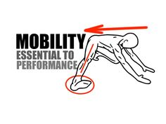 Form is function and if you want to perform your best, you need to get into the right position first and that all depends on your Mobility.