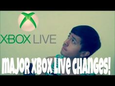 Major Xbox Live Changes!
