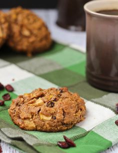 Gingerbread Breakfast Cookie Recipe