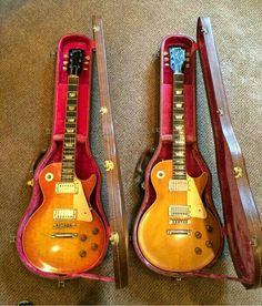 Paul Stanley's 1959 Gibson Les Paul Guitars