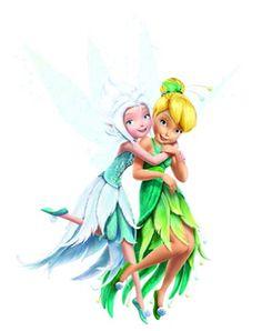 Disney Fairies Periwinkle & Tinker Bell
