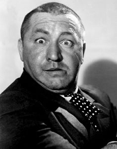 The Three Stooges - Curly Howard him. he reminds me of my history teacher.just crack up every time im in class. I have this little smile on my face. The Three Stooges, The Stooges, Hollywood Stars, Classic Hollywood, Old Hollywood, Classic Comedies, Laurel And Hardy, Old Tv Shows, Classic Tv