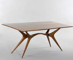 Best Mid Century Modern Dining Tables Images On Pinterest Home - Mid mod dining table