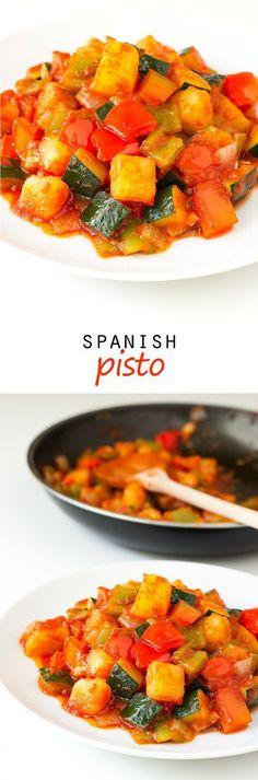 (Vegan and GF) Spanish Pisto | simpleveganblog.com #vegan #glutenfree