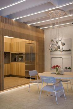Apê completo na Casa Cor SP encaixota ambientes ao estilo japonês - UOL Estilo de vida