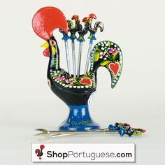 Barcelos Rooster Tapas Set