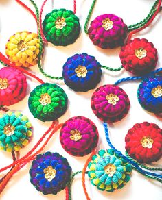This Raksha Bandhan, gift vibrant handicraft rakhis to your brother. Ultimate Rakhi Guide has over 150 rakhis - modern, kids, crochet & more.Get access now! Happy Raksha Bandhan Quotes, Happy Rakhi, Rakhi Making, Handmade Rakhi, Rakhi Design, Happy Rakshabandhan, Crochet Basket Pattern, 3d Rose, Sister Sister