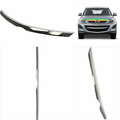 US $136.85 - New Front Chrome Bumper Grille Molding Fits for Mazda CX9 2010 - 2012 :-) #fashiocial #Trim #Mazda #MazdaCX9 #MazdaCX-9 #Mazda2012 #Front #Bumper #Cover #FrontBumper #CoverGrille #FrontChrome #EmblemBadge #BadgeLogo #BadgeChrome #LeftFrontWheelTrim #LeftWheel #BumperCover #FrontGrille #FrontBumperCover #BumperCover #LampLens #Lamp #MazdaLens #MazdaLamp #Lens #Right #Left #Halogen #Headlight #Set #Pair #befashion #befashionsocial #social #Virtualstores #Virtualfashion Car Body Parts, Mazda Cx 9, Virtual Fashion, Badge Logo, Chrome, Ebay