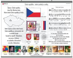 Sensory Boxes, Teaching History, Elementary Science, School Projects, Czech Republic, Montessori, Worksheets, Kindergarten, Homeschool
