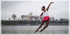 michaela deprince - Google Search