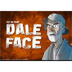 Dale Face