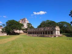 Ruinas mayas - Uxmal.