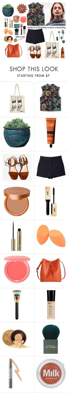 """""""""""I've got a right to be wrong ,got to sing my own song ,I might be singing out of key, but it sure feels good to me""""-Joss Stone"""" by princesssophia ❤ liked on Polyvore featuring Lazy Oaf, MANGO, Campania International, Aesop, Maryam Nassir Zadeh, NARS Cosmetics, Stila, Yves Saint Laurent, Lodis and MAC Cosmetics"""