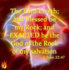2 Samuel 22 verse 47