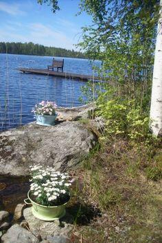 Suomen Kesä, mökin rannasta Summer Dream, Summer 2016, Summer Time, Little Island, Amazing Nature, Homeland, Wonderful Places, Beautiful World, Wonders Of The World