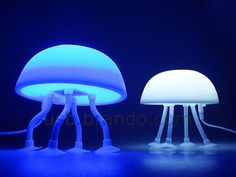 Jellyfish USB Lamp