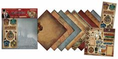 Harry Potter Scrapbook Kit