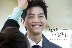 Song Joong Ki He's so cute :)