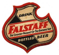Drink Falstaff Bottled Beer