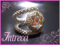 Magic Circles Ring from Intrecci - Handmade Jewels by DaWanda.com