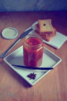 confettura speziata di zucca - spiced pumpkin jam