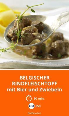 Belgischer Rindfleischtopf