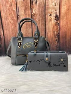 Handbags Elite Fancy Women Handbags & Wallet  Material: PU No. of Compartments: 1 Pattern: Printed Multipack: 1 Sizes:Free Size (Length Size: 8 in Width Size: 3 in Height Size: 7 in) Country of Origin: India Sizes Available: Free Size   Catalog Rating: ★3.9 (595)  Catalog Name: Elite Fancy Women Handbags & Wallet CatalogID_882525 C73-SC1073 Code: 044-5850633-5301