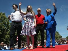 Chelsea Clinton's husband scored his buddy at Goldman a meeting with then-Secretary of State Hillary Clinton.