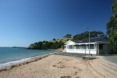 Cheltenham Beach, Devonport, Auckland, New Zealand