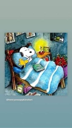 Snoopy and Woodstock Peanuts Cartoon, Peanuts Snoopy, Snoopy Pictures, Good Night Blessings, Snoopy Quotes, Snoopy Christmas, Charlie Brown And Snoopy, Snoopy And Woodstock, Vintage Christmas Cards