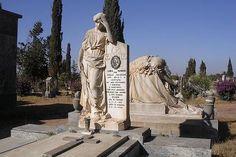 Italian Cemetery - Asmara Eritrea.