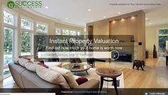 Home Valuation Landing Page Overview - Lead Generation - Video Dailymotion Lead Generation, Lead Management, Crm System, Real Estate Marketing, Landing, Platform, Furniture, Home Decor, Decoration Home