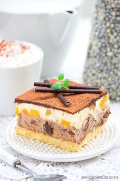 Ambassador cake - recipe