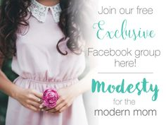 Modest Monday and a Link Up! Please feel free to share posts about anything concerning being a godly, feminine woman. Topics include: modesty, being a wife, mother, homeschooler, homemaker, cooking, sewing, etc.