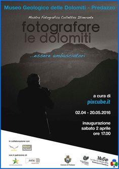 Fotografare le Dolomiti, mostra al Museo Geologico di Predazzo