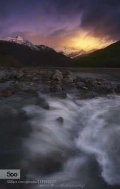 /. by aaronpryor  aaron pryor photography aaronpryor canon 16-35 f4 is canon6d lee filters mountains new zealand nz so
