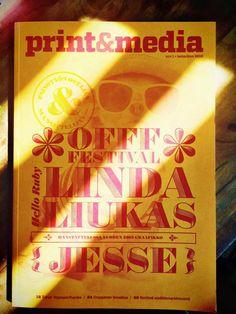 Print&Media cover